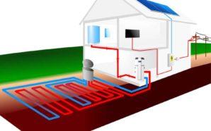 Jakie korzyści daje gruntowa pompa ciepła?