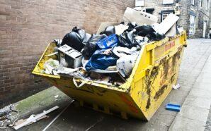 Jak wybrać kontener na złom i odpady?